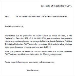 sindicarnes-dctf-jan-a-abr-de-2014-dispensa-de-multas