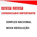 Comunicado Importante - Simples Nacional - Nova Resolução