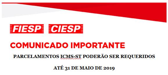 CI-PARCELAMENTO_ICMS-ST_PODERAO_SER_REQUERIDOS