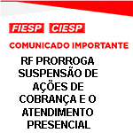 Comunicado Importante - RECEITA FEDERAL PRORROGA SUSPENSÃO DE AÇÕES DE COBRANÇA E O ATENDIMENTO PRESENCIAL